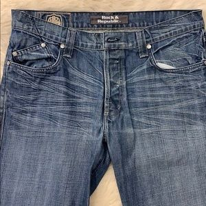 Rock and Republic men's jeans